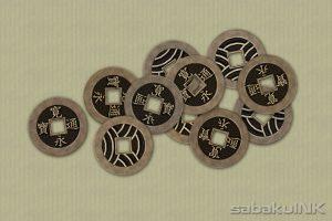 copper coins mon