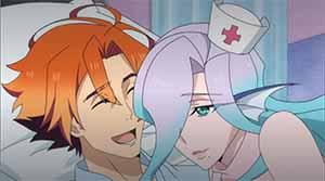 Robby, Nurse