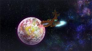 Yang's Spaceship