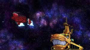 Nagaya Voyager, Yang's spaceship