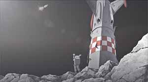 Rock Kita on the Moon